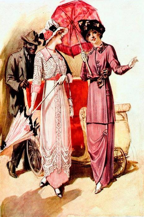 125567580 101215 1021 16 Мода и стиль в 1908 1914   эпоха Поля Пуаре