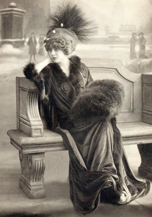125567582 101215 1021 17 Мода и стиль в 1908 1914   эпоха Поля Пуаре