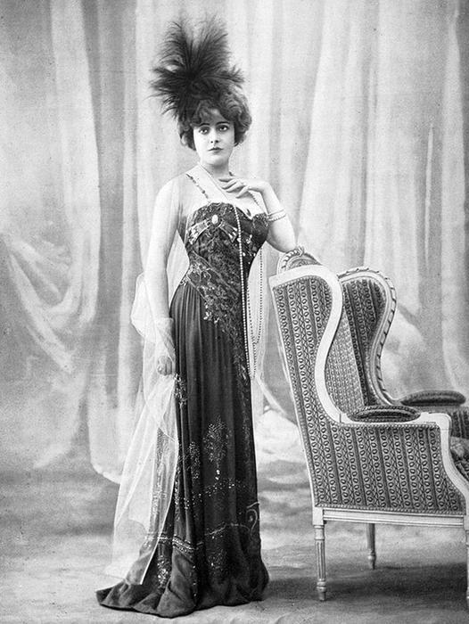 125567584 101215 1021 18 Мода и стиль в 1908 1914   эпоха Поля Пуаре