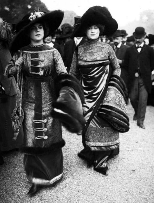 125567586 101215 1021 20 Мода и стиль в 1908 1914   эпоха Поля Пуаре