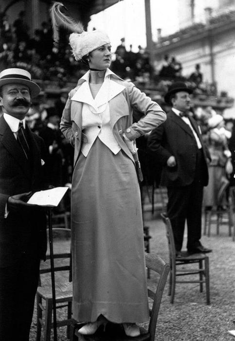 125567592 101215 1021 25 Мода и стиль в 1908 1914   эпоха Поля Пуаре