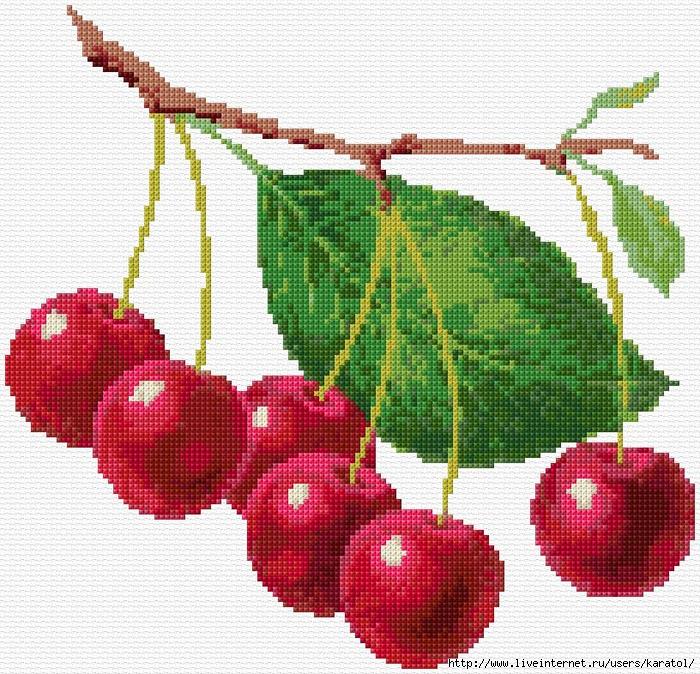 Cherries-2635-O-Free-Design (700x674, 485Kb)