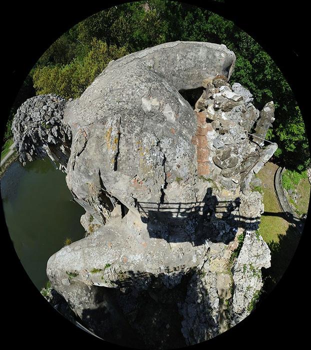 статуя бога аппенино италия 5 (622x700, 465Kb)