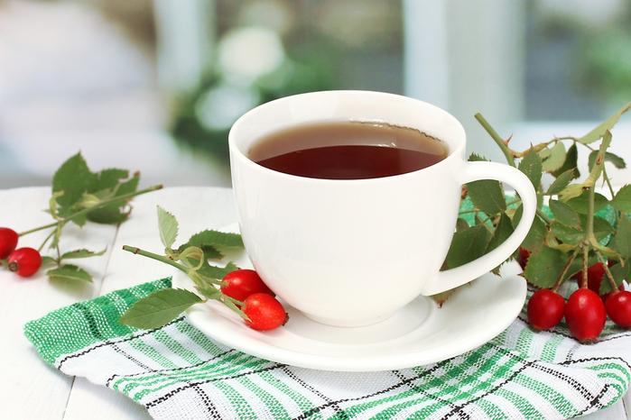 чай из шиповника (700x466, 363Kb)