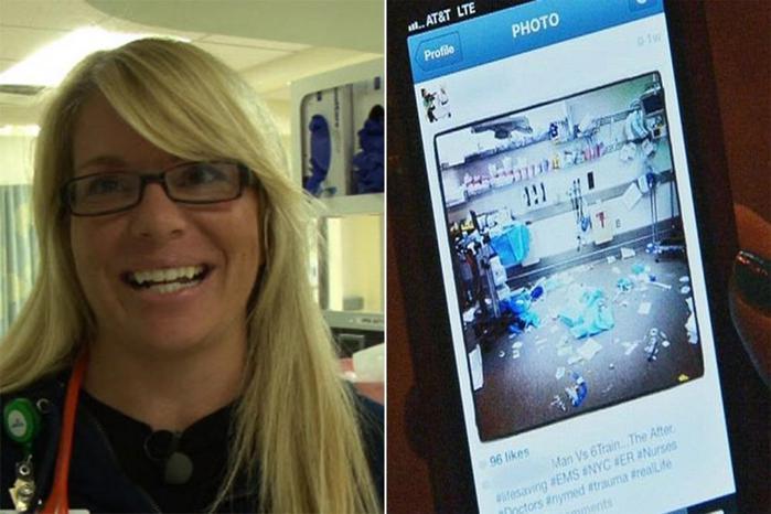 10 шокирующих случаев с выложенными в Инстаграм фотографиями идиотов