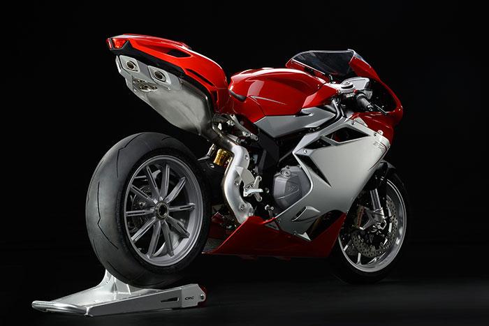alt=Спортивный мотоцикл  MV Agusta F4 2013