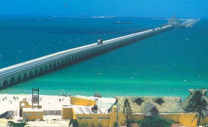 пирс прогресо мексиканский залив 3 (700x428, 314Kb)