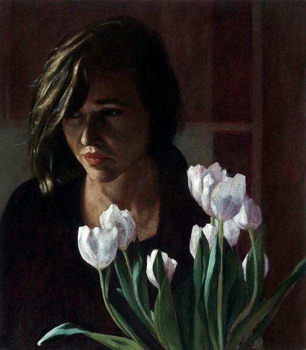 Paul Boswijk 1959 - Hollandaise Figurative painter - Tutt'Art@ (23) (612x700, 343Kb)
