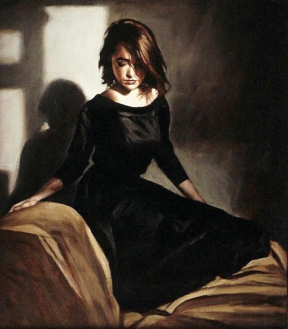 Paul Boswijk 1959 - Hollandaise Figurative painter - Tutt'Art@ (4) (574x656, 232Kb)