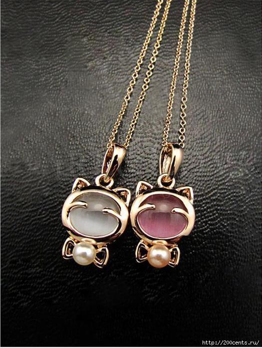 YANA Jewelry Fashion Gold Plated Cat Statement Necklace For Woman 2015 New necklaces & pendants Sale N12/5863438_YANAJewelryFashionGoldPlatedCatStatementNecklaceForWoman2015NewnecklacespendantsSaleN121 (525x700, 196Kb)