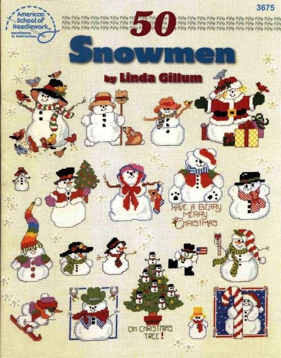3899041_ASN3675__50_Snowmen (549x700, 370Kb)