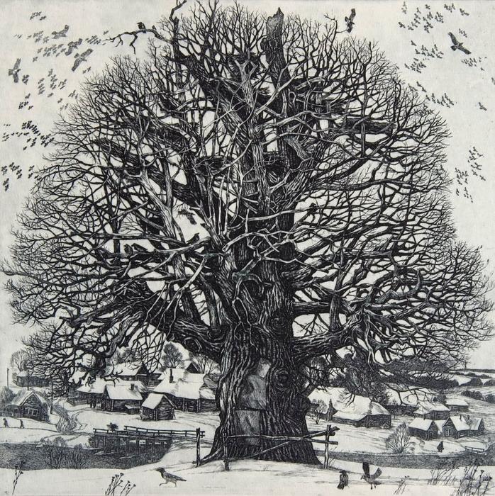 старое дерево 1991г30x30_resize (698x700, 632Kb)