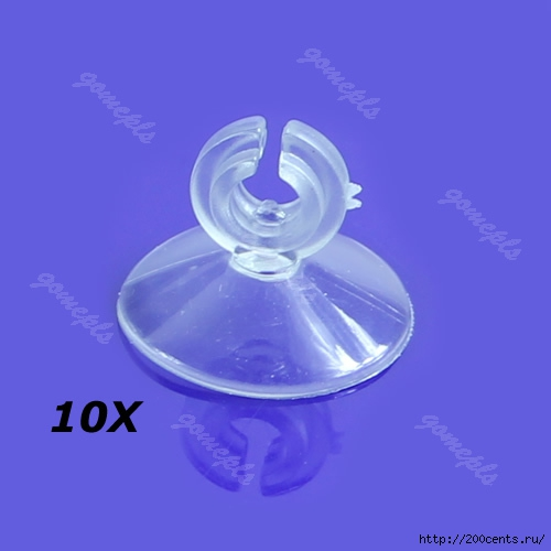 10PCS Aquarium Soft Plastic Suction Cup Holder Sucker Pipe Clip/5863438_10PCSAquariumSoftPlasticSuctionCupHolderSuckerPipeClip (500x500, 64Kb)