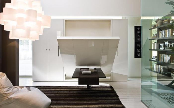 Как сэкономить место в квартире. Маленькие хитрости с большим потенциалом