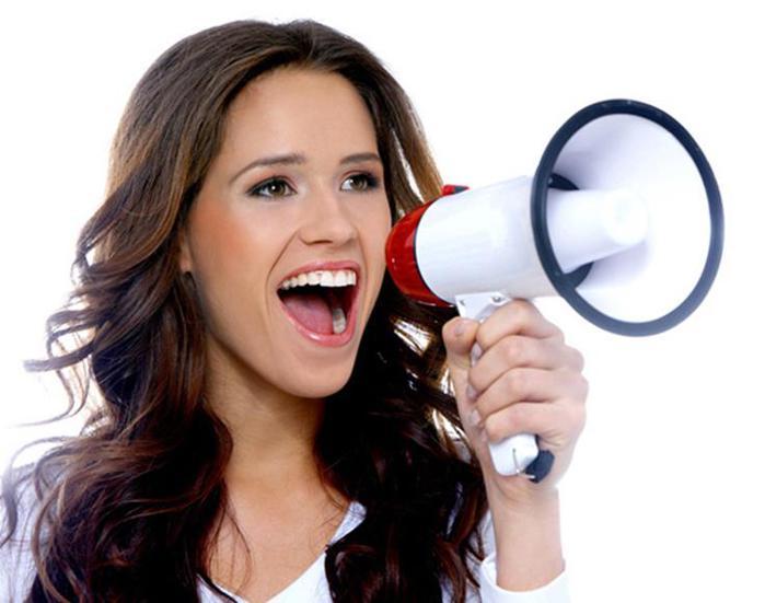 Как при помощи голоса понравиться окружающим