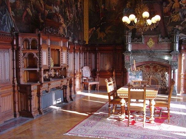 замок Драхенбург 16 (604x453, 327Kb)
