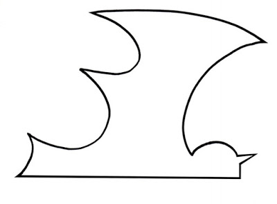 Подвески с тыквами и летучими мышами. Шаблоны к Хэллоуину (3) (400x294, 22Kb)