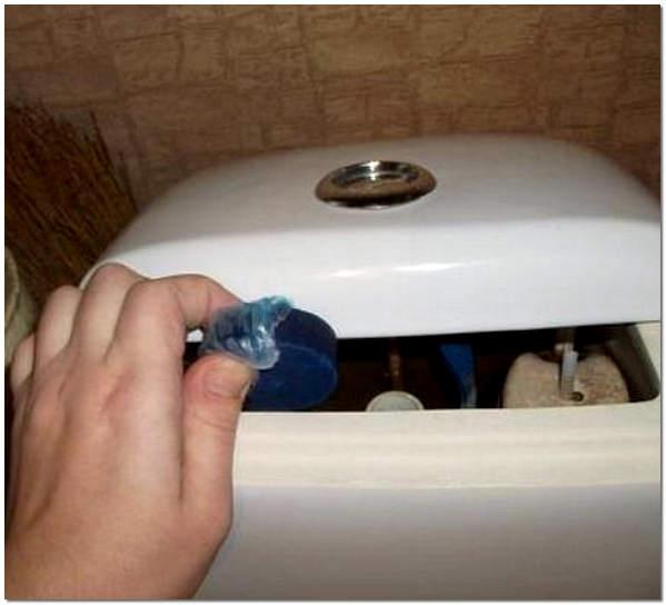 Как убрать унитаз своими руками