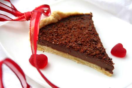 шоколадвый тарт (450x300, 83Kb)