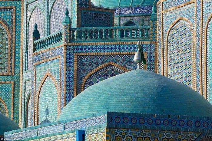 Невероятные купола мечетей со всего мира