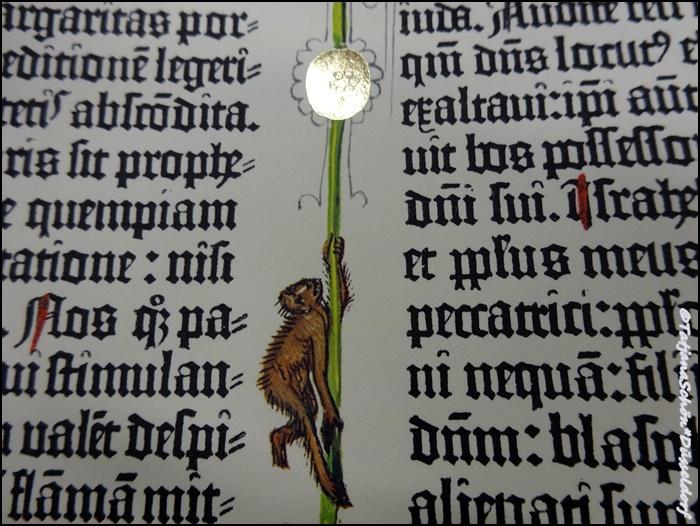 Иллюминированная библия Гутенберга
