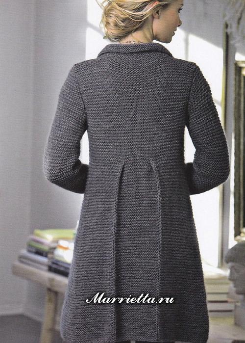 Стильное вязаное пальто Fiona (2) (500x700, 362Kb)