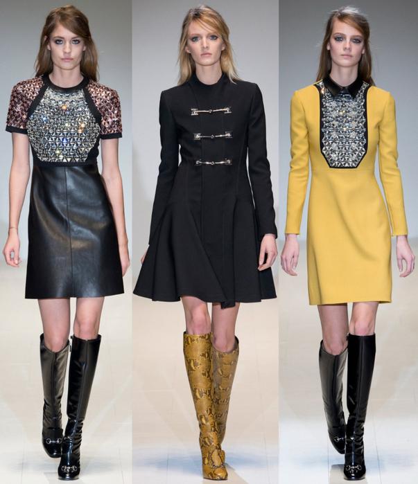 Модные короткие платья 2015 года (2) (603x700, 385Kb)