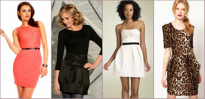 Модные короткие платья 2015 года (18) (700x338, 243Kb)
