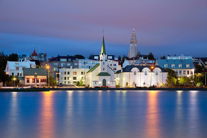 86. Рейкьявик (Исландия) (700x466, 392Kb)