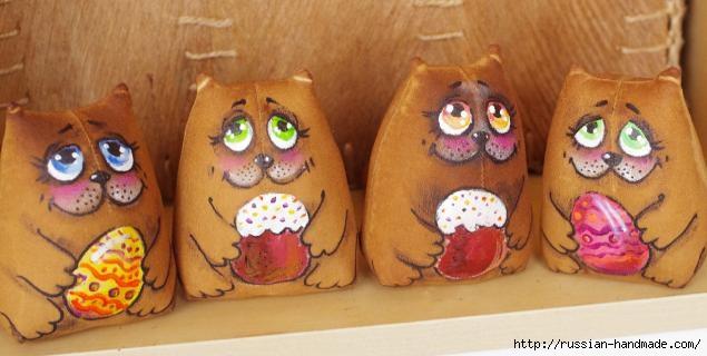 Кофейные котики. Шьем ароматизированную игрушку (1) (635x320, 111Kb)