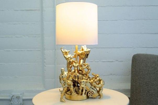 Лампы для детской своими руками