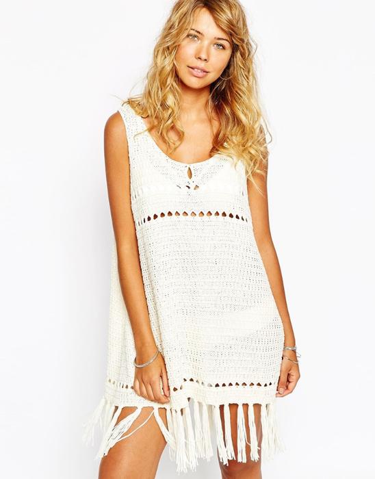 Пляжное платье кроше Somedays Lovin Stevie (548x700, 241Kb)