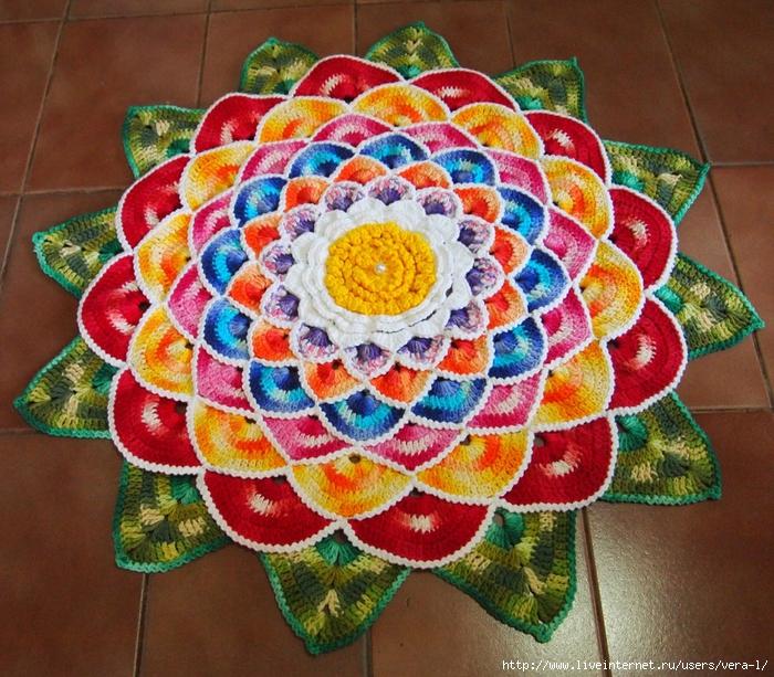 Mandala 1 (700x613, 441Kb)