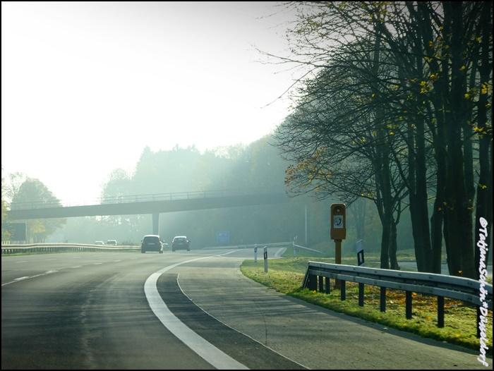 Из Дюссельдорфа в Зиген на автомобиле