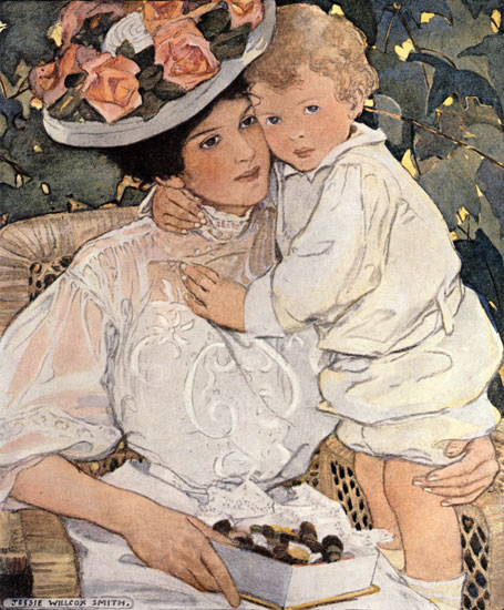 Jessie Willcox Smith15а (455x550, 232Kb)