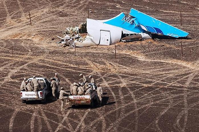 Крупнейшие происшествия с участием самолетов российских компаний