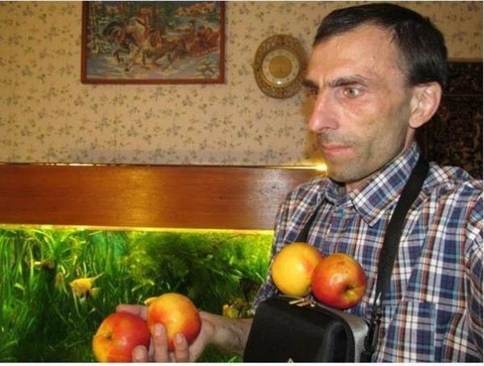 Ответ гламурным заморским Инстаграмам от обычного русского мужика
