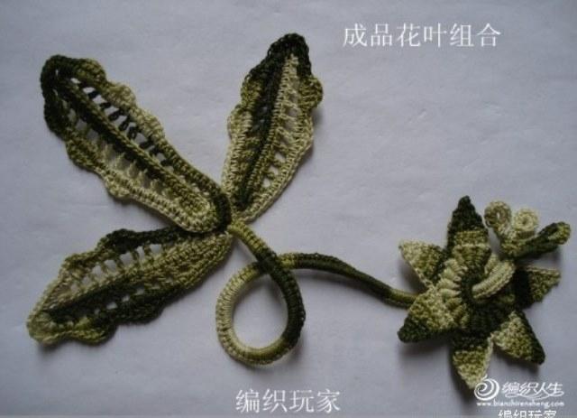 Ирландское вязание