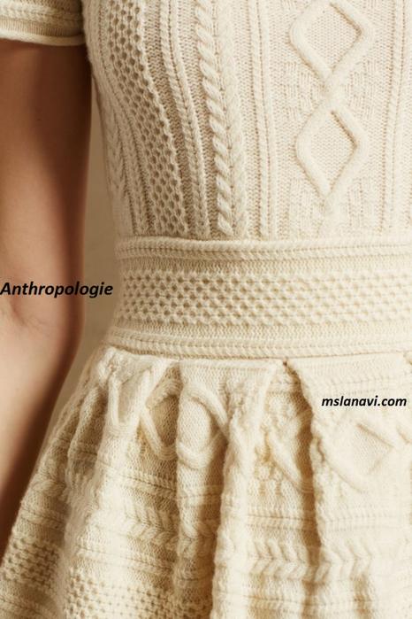 Платье сарафан вязаный спицами схема