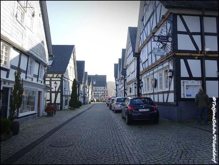 Немецкий город Фройденберг