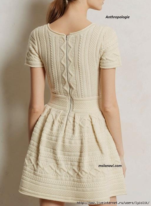 вязаное-платье-спицами-для-женщин-схемы-2 (513x700, 181Kb)