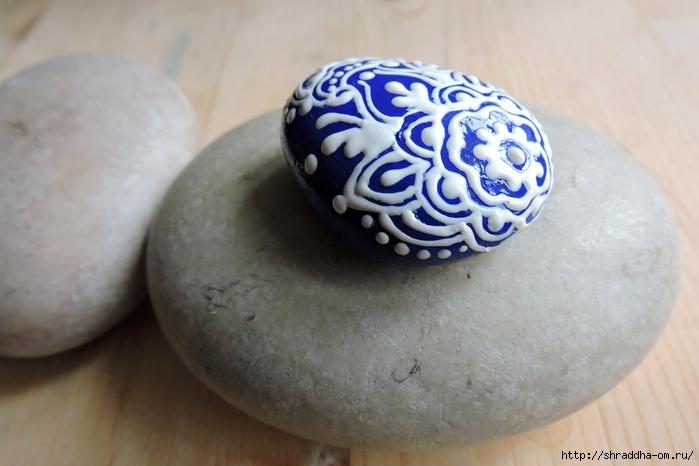 роспись на камне от Shraddha (1) (700x466, 185Kb)
