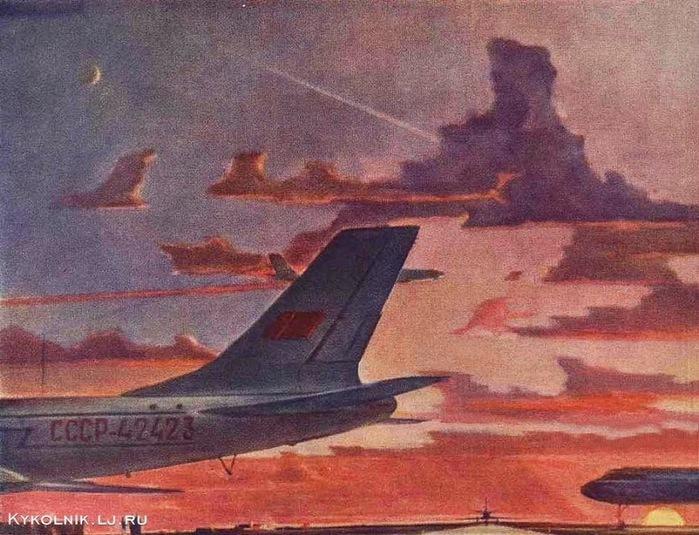 1961 ������� ������� ����������� (������, 1903-1987) ��������� (700x535, 149Kb)