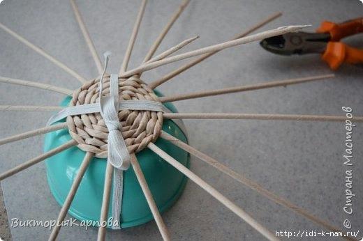 Как лозу подготовить к плетению