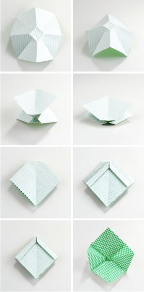 Бантики из бумаги в технике оригами (3) (297x600, 68Kb)