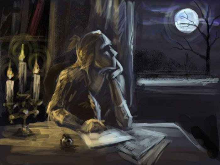 Ночные стихи. Вдохновение одиночества./3241858_636 (700x525, 43Kb)