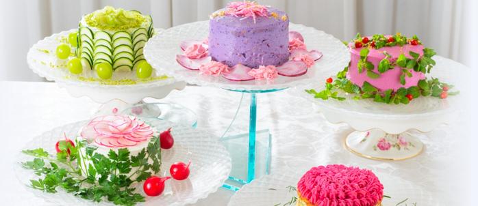 овощные торты фото 2 (700x302, 243Kb)