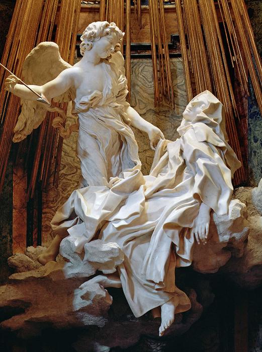 Скульптура_Джан-Лоренцо-Бернини_Экстаз-Св.-Терезы-1647–52 (521x700, 533Kb)