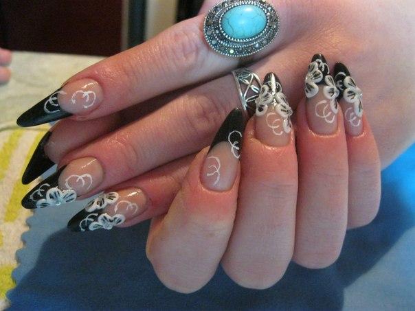 Основной тенденцией дизайна ногтей 2013