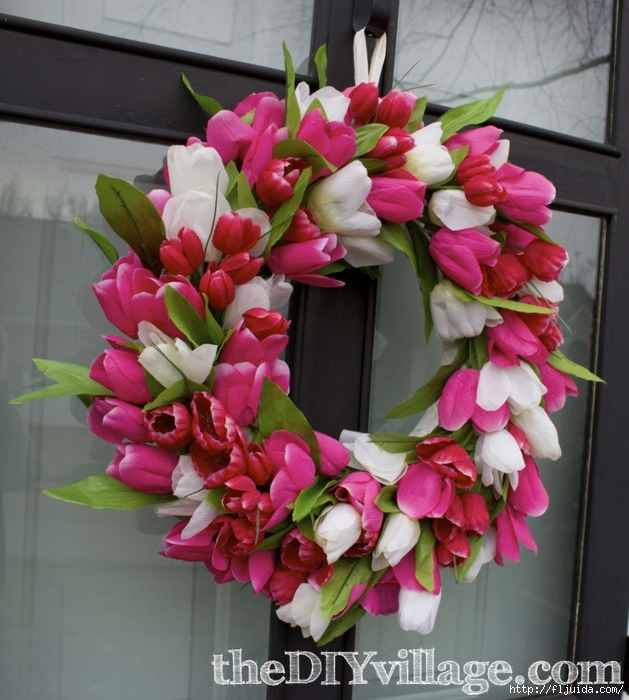 Tulip_Spring_Door_Wreath-920x1024 (629x700, 307Kb)